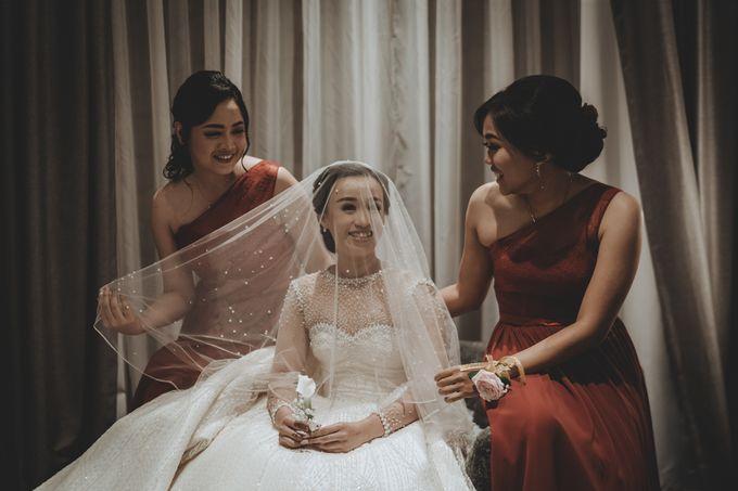 Sutrisno & Jesslyn Wedding Day by Florencia Augustine - 005