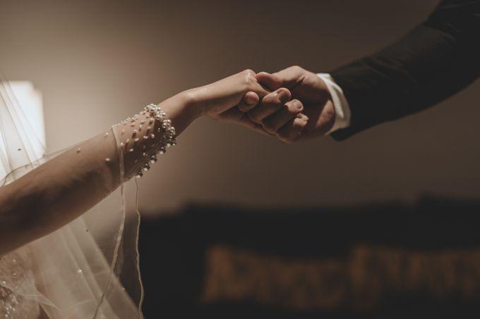 Sutrisno & Jesslyn Wedding Day by Florencia Augustine - 007