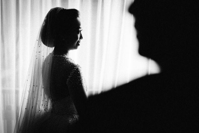Sutrisno & Jesslyn Wedding Day by Florencia Augustine - 010