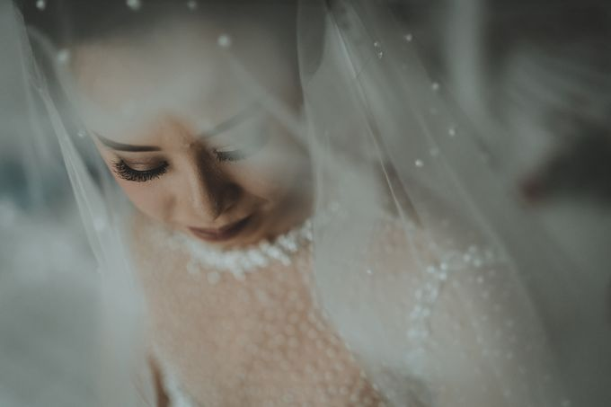 Sutrisno & Jesslyn Wedding Day by Florencia Augustine - 021