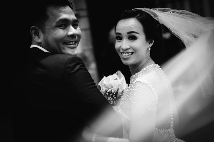 Sutrisno & Jesslyn Wedding Day by Chroma Pictures - 036