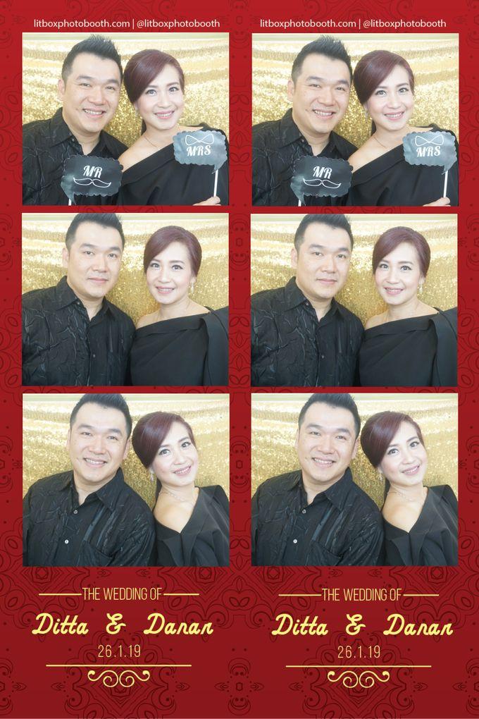 Wedding Ditta & Danar by Litbox Photobooth - 002