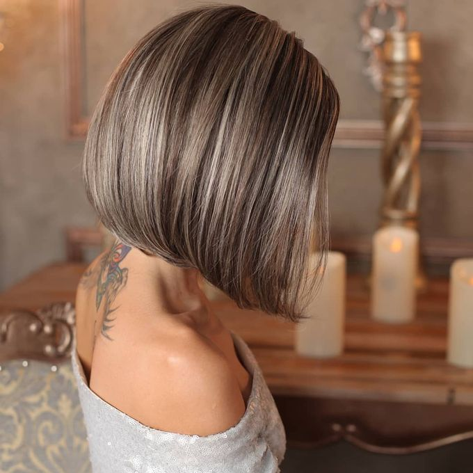 Smart Hair & Skin Wig untuk solusi rambut tipis by Gester Bridal & Salon Smart Hair - 007