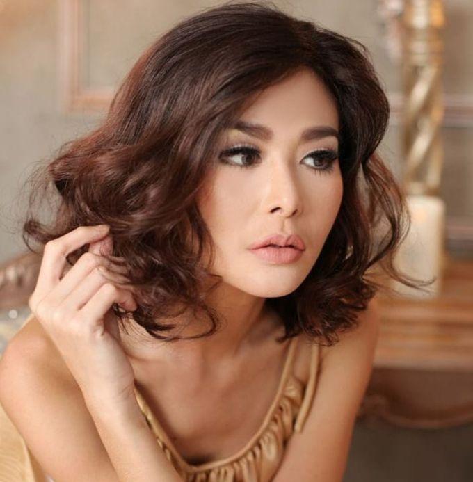 Smart Hair & Skin Wig untuk solusi rambut tipis by Gester Bridal & Salon Smart Hair - 005