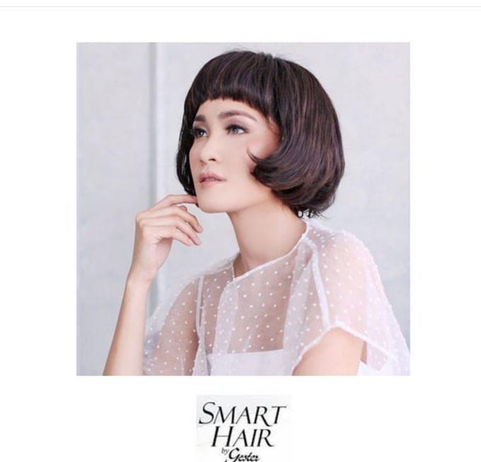 Smart Hair & Skin Wig untuk solusi rambut tipis by Gester Bridal & Salon Smart Hair - 018