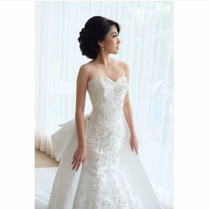 European Wedding Dresses by Gester Bridal & Salon Smart Hair - 013