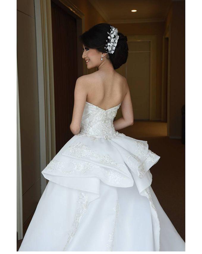 European Wedding Dresses by Gester Bridal & Salon Smart Hair - 018