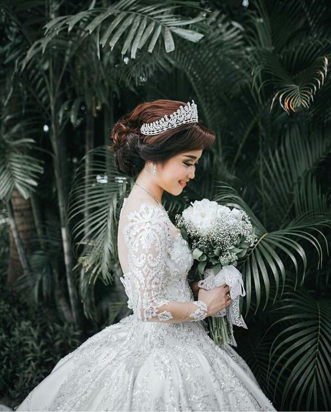 European Wedding Dresses by Gester Bridal & Salon Smart Hair - 014