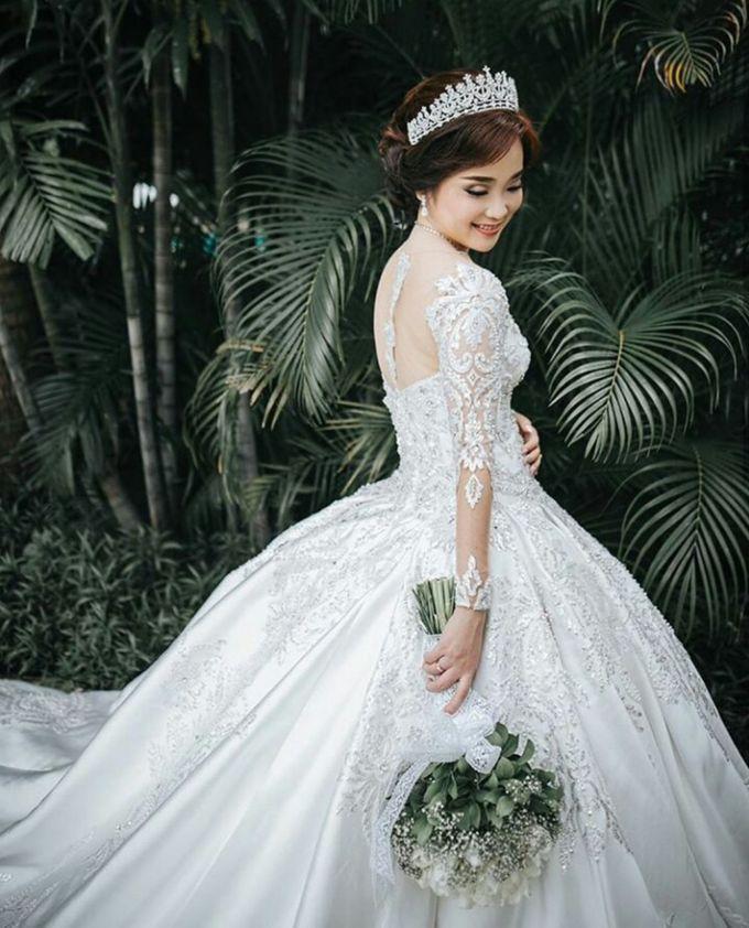 European Wedding Dresses by Gester Bridal & Salon Smart Hair - 013