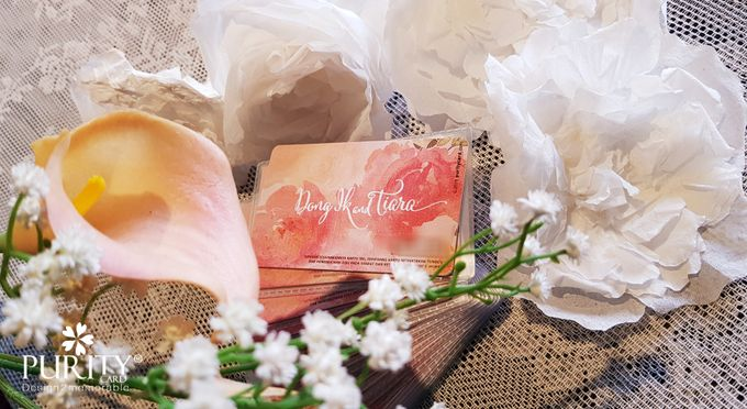 Beautiful Bloom Invitation by PurityCard - 001