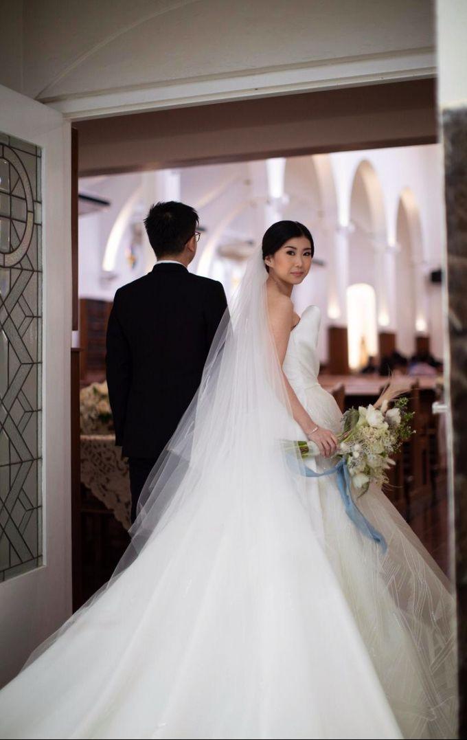 wedding of william & amanda by Vivi Valencia - 009