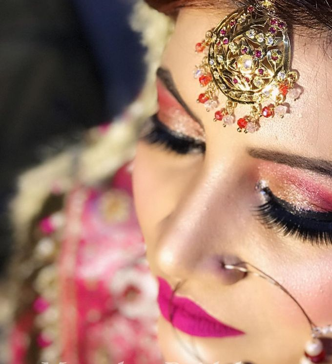 Makeup by Makeup By Zara - 034