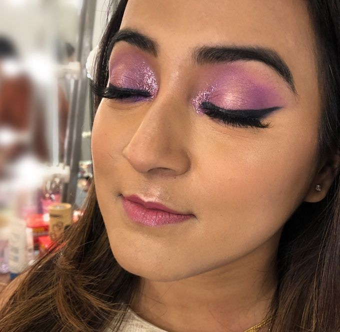 Makeup by Makeup By Zara - 044