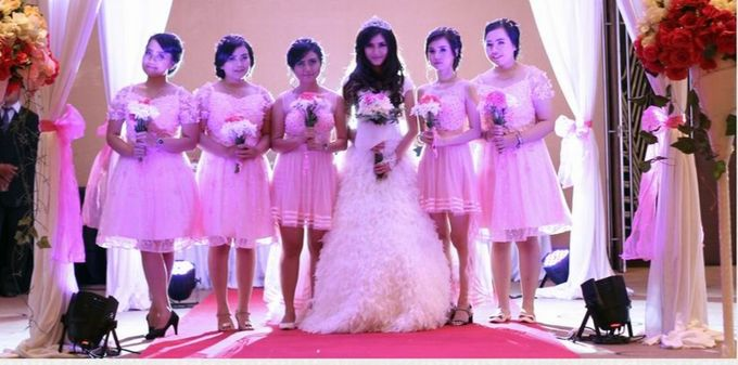 Simple Format for Wedding of Ferdy & Cicil by Canara Entertainment - 003
