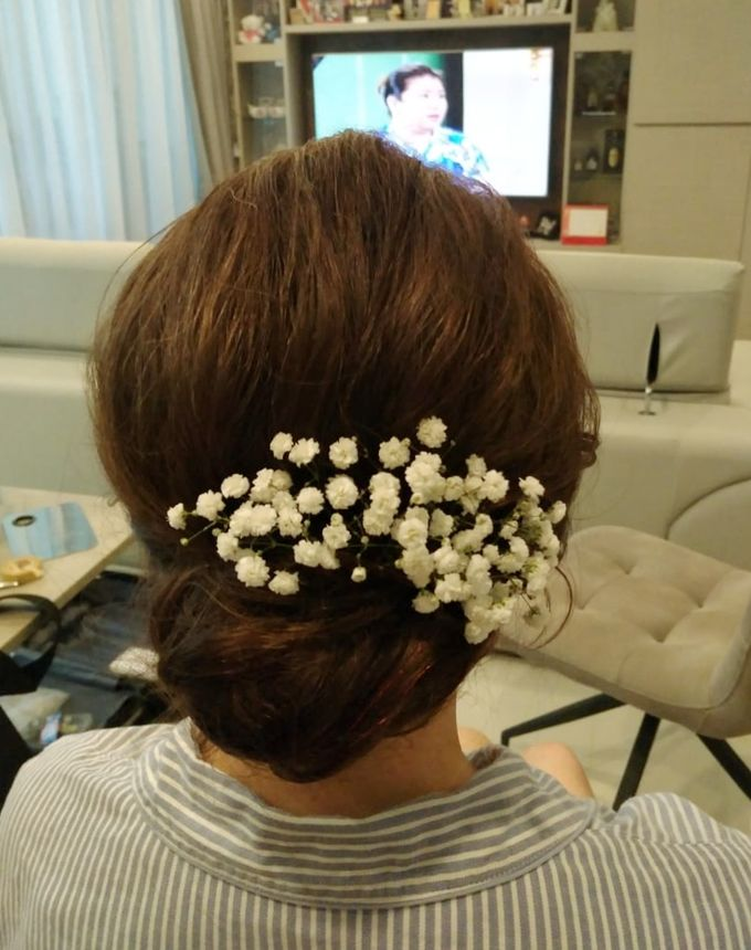 HAIR STYLING by CLICK MAKEUP - 033