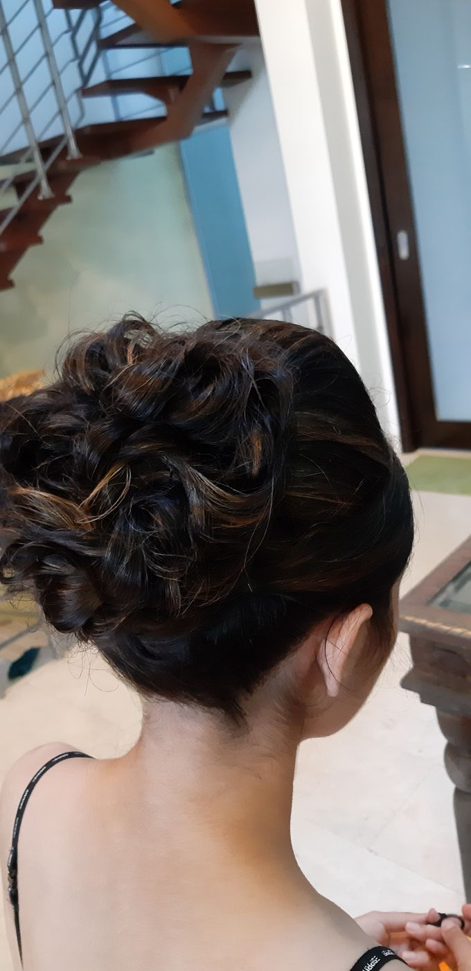 HAIR STYLING by CLICK MAKEUP - 035