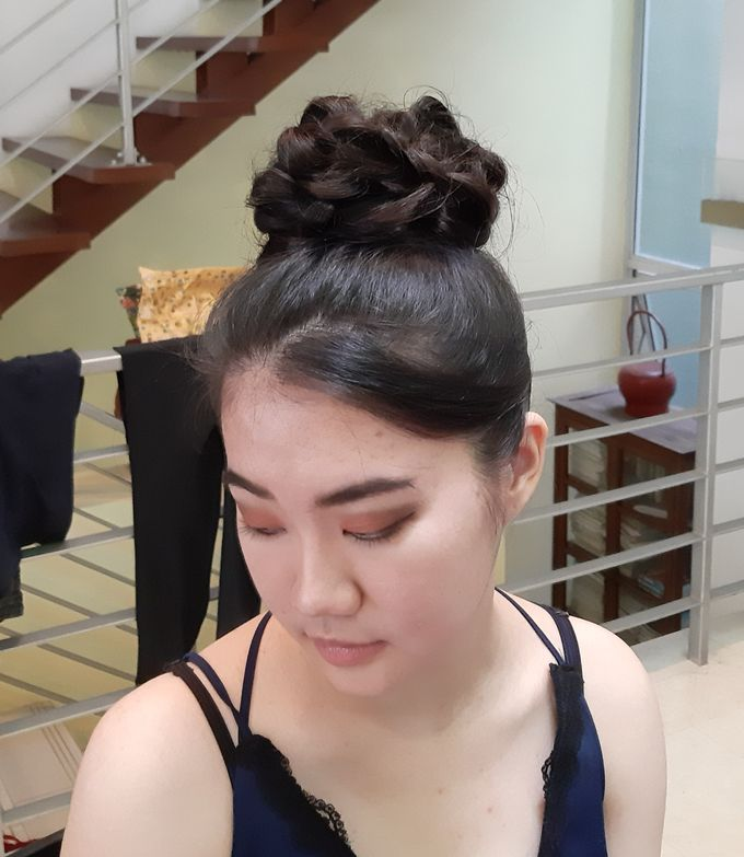HAIR STYLING by CLICK MAKEUP - 034
