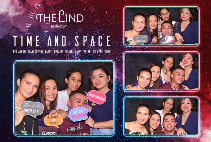 The Lind 4th Annual Thanksgiving Party by Boracay Starshots Photobooth - 003