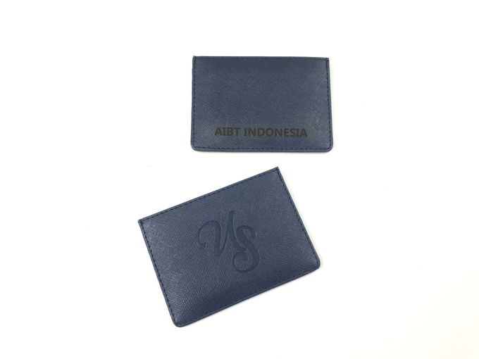Contoh Emboss Dan Laser Card Holder by Sae Handmade - 003