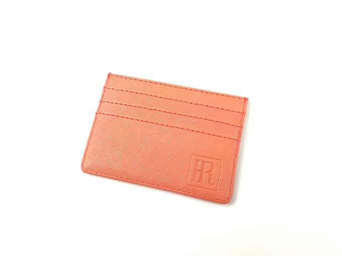 Contoh Emboss Dan Laser Card Holder by Sae Handmade - 002