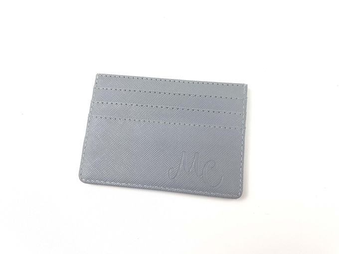 Contoh Emboss Dan Laser Card Holder by Sae Handmade - 001