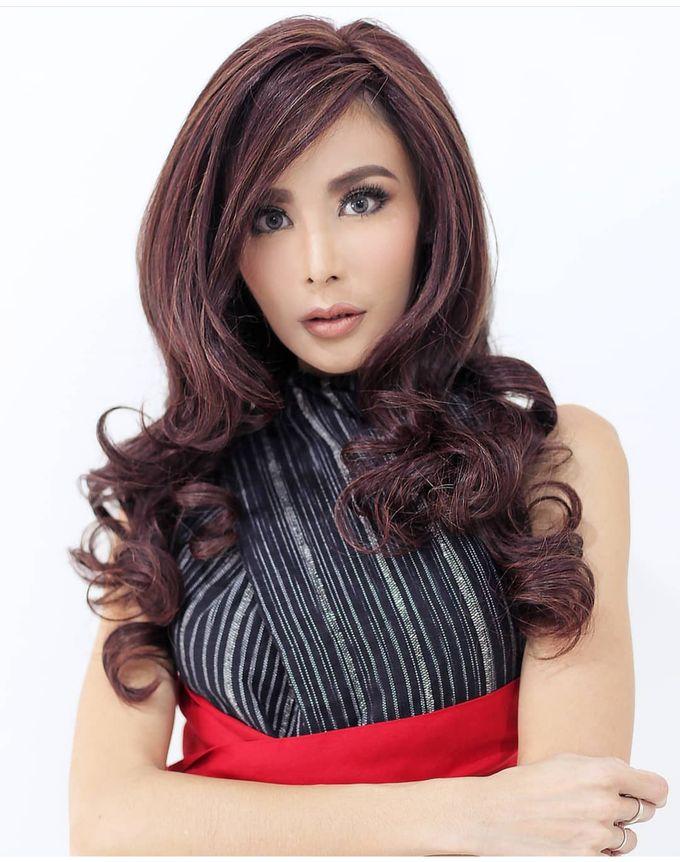 Smart Hair & Skin Wig untuk solusi rambut tipis by Gester Bridal & Salon Smart Hair - 029