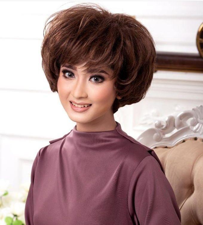 Smart Hair & Skin Wig untuk solusi rambut tipis by Gester Bridal & Salon Smart Hair - 033