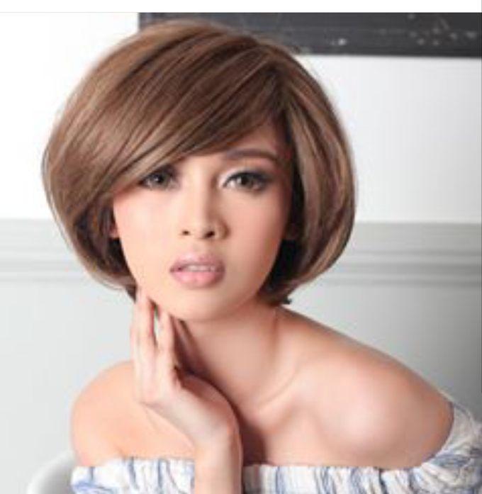 Smart Hair & Skin Wig untuk solusi rambut tipis by Gester Bridal & Salon Smart Hair - 030