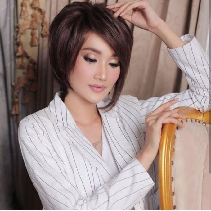 Smart Hair & Skin Wig untuk solusi rambut tipis by Gester Bridal & Salon Smart Hair - 028
