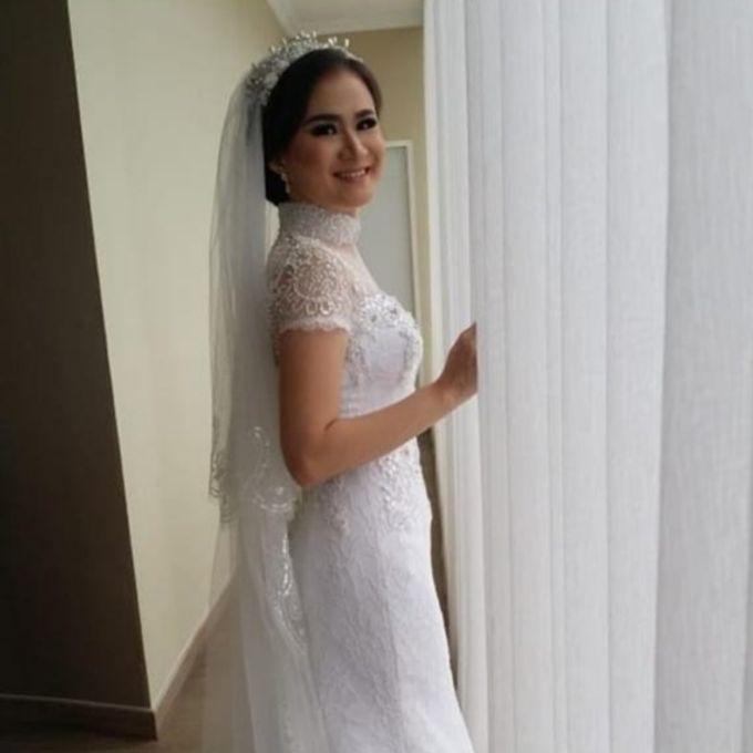 European Wedding Dresses by Gester Bridal & Salon Smart Hair - 021