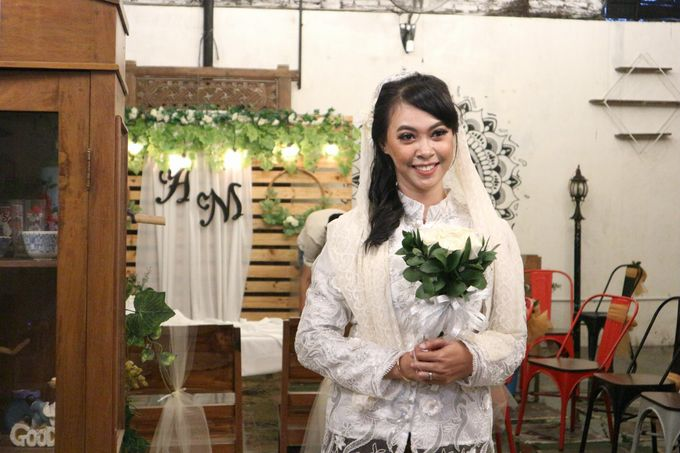Maloka & Agus Wedding by Djoyoboyo Cafe - 003