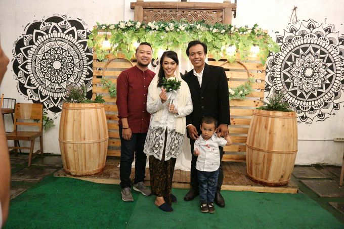 Maloka & Agus Wedding by Djoyoboyo Cafe - 018