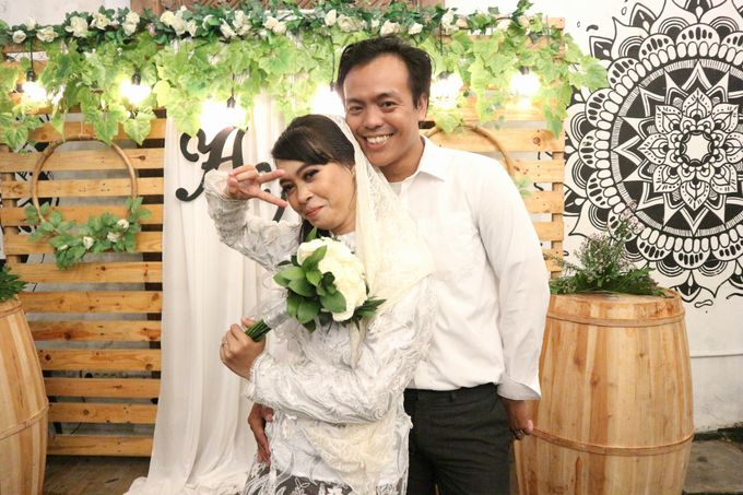 Maloka & Agus Wedding by Djoyoboyo Cafe - 009