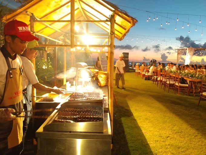 Live Grill at Villa Phalosa, Pantai Batu Belig by Lumbung Catering - 031