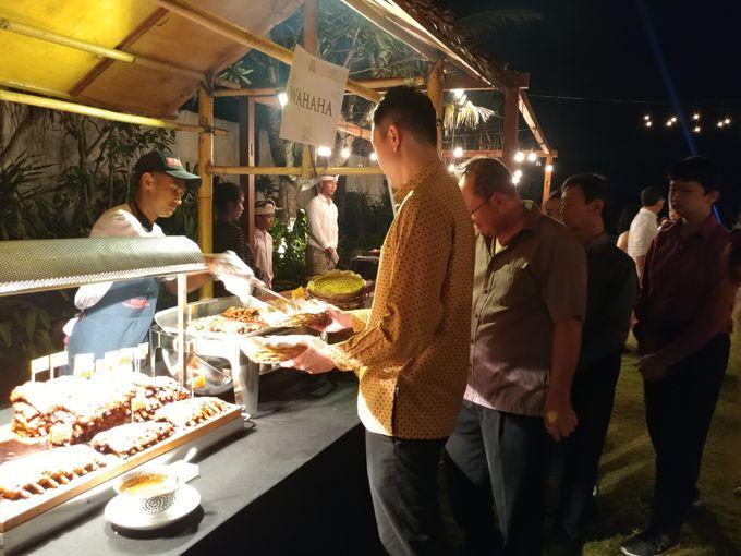 Live Grill at Villa Phalosa, Pantai Batu Belig by PYARA - 014