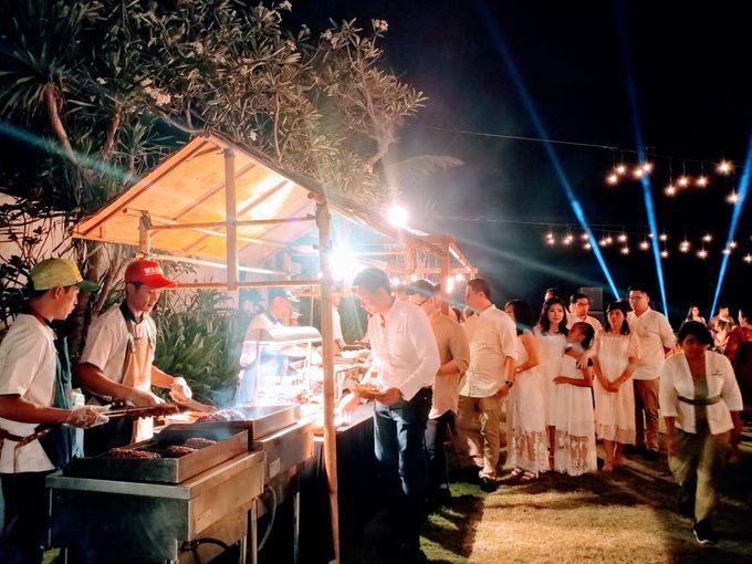 Live Grill at Villa Phalosa, Pantai Batu Belig by Lumbung Catering - 028