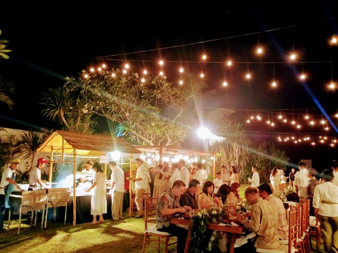 Live Grill at Villa Phalosa, Pantai Batu Belig by PYARA - 024