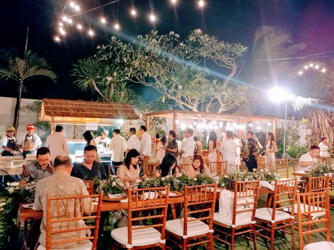Live Grill at Villa Phalosa, Pantai Batu Belig by PYARA - 027