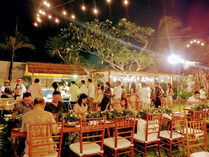 Live Grill at Villa Phalosa, Pantai Batu Belig by Lumbung Catering - 026