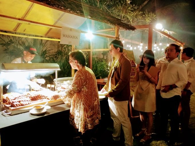 Live Grill at Villa Phalosa, Pantai Batu Belig by Lumbung Catering - 021
