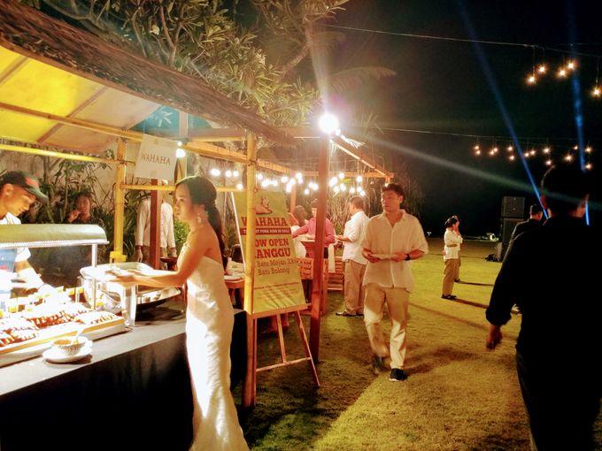 Live Grill at Villa Phalosa, Pantai Batu Belig by PYARA - 005