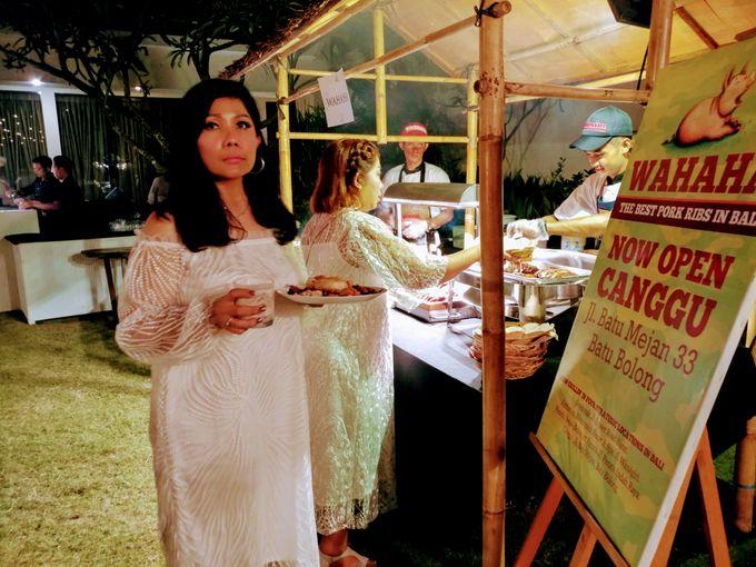 Live Grill at Villa Phalosa, Pantai Batu Belig by Lumbung Catering - 020