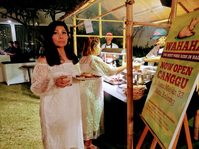 Live Grill at Villa Phalosa, Pantai Batu Belig by PYARA - 020
