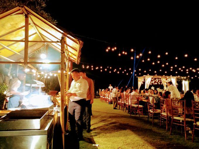 Live Grill at Villa Phalosa, Pantai Batu Belig by PYARA - 003