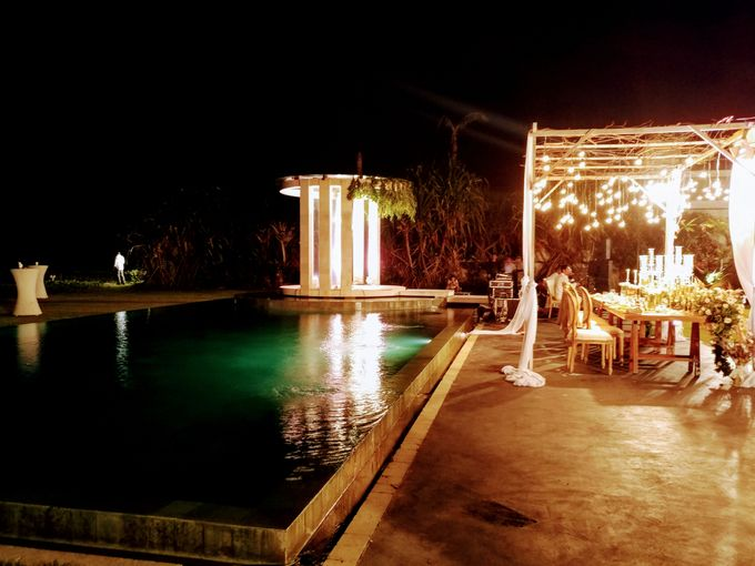 Live Grill at Villa Phalosa, Pantai Batu Belig by PYARA - 017