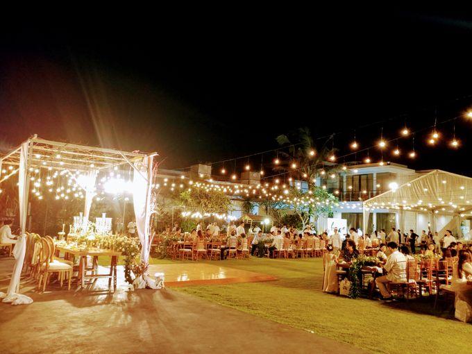 Live Grill at Villa Phalosa, Pantai Batu Belig by Lumbung Catering - 007