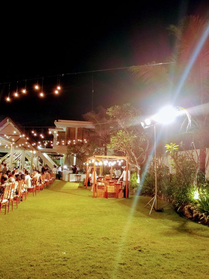 Live Grill at Villa Phalosa, Pantai Batu Belig by PYARA - 011