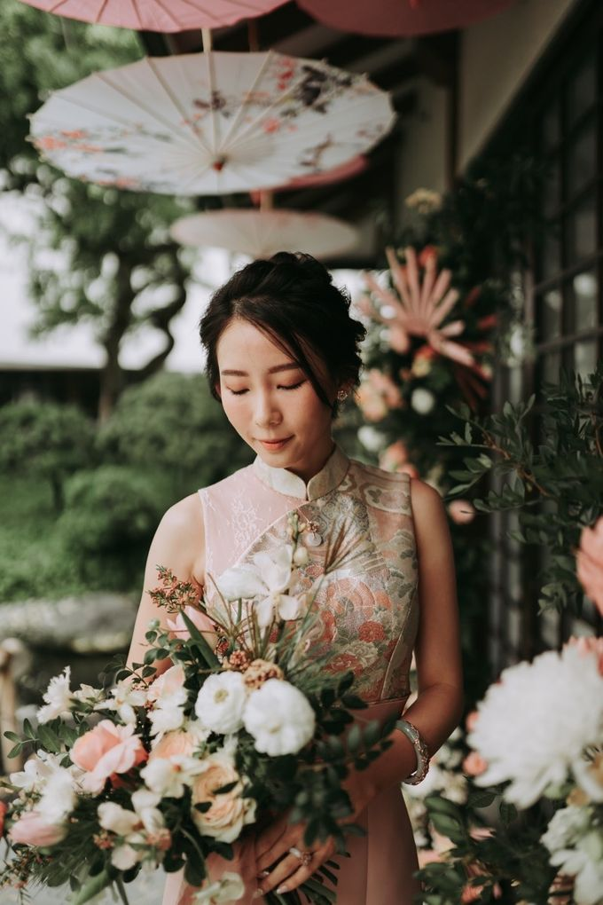Japanese Sweet Summer Romance by The Bloomish Eden - 003