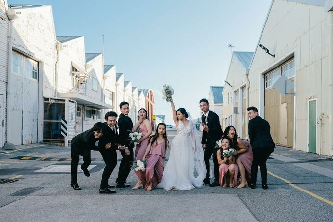 Phobe & William Wedding by Roopa - 007