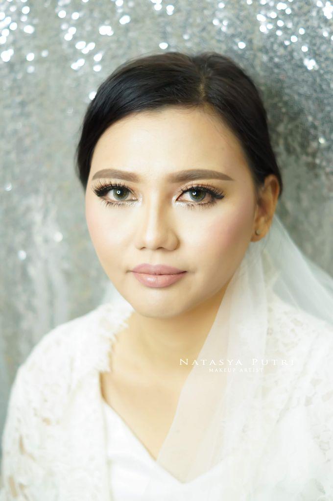 Bridal Makeup by Natasya Putri Makeup Artist - 006